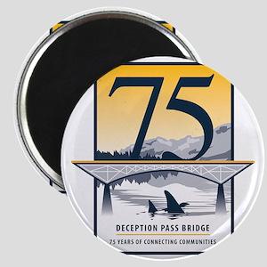 Deception_Pass_Logo_2010 Magnet