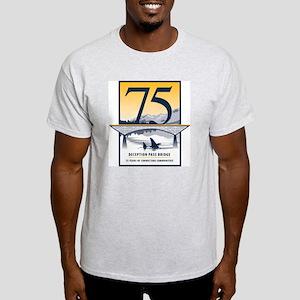 Deception_Pass_Logo_2010 Light T-Shirt