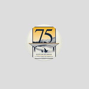 Deception_Pass_Logo_2010 Mini Button