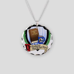 DNBRDmugversion Necklace Circle Charm