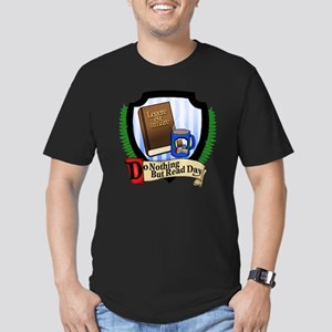DNBRDmugversion Men's Fitted T-Shirt (dark)