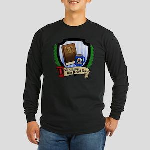DNBRDmugversion Long Sleeve Dark T-Shirt