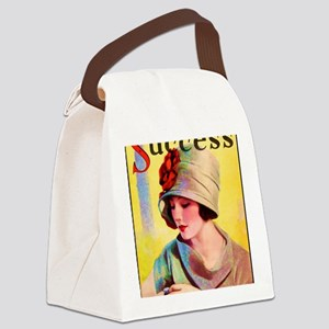 D2-175 Canvas Lunch Bag