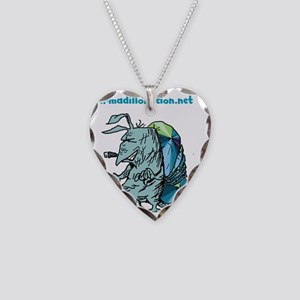 clone of lamar madillo (3) Necklace Heart Charm