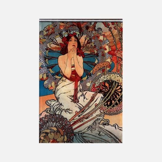 MONACO MONTE CARLO,1897 Rectangle Magnet