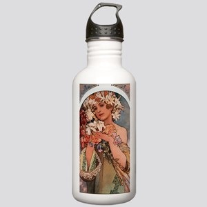 FLOWER_1897 Stainless Water Bottle 1.0L