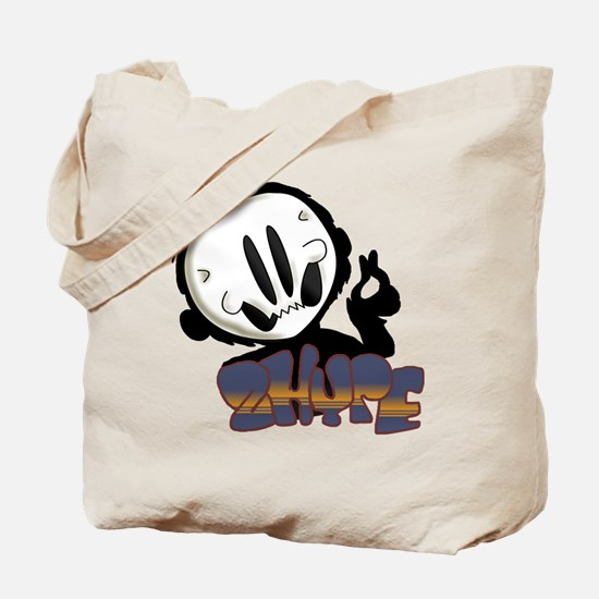 2 Hype Tote Bag