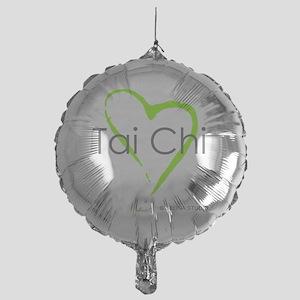 taichi hearti Mylar Balloon