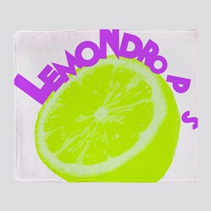 LemonDrops Shot Throw Blanket