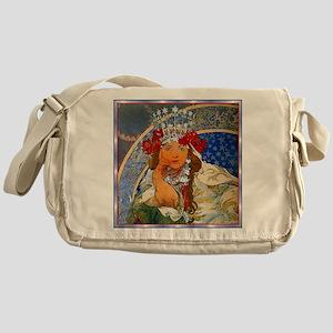 UNTITLED 001 Messenger Bag