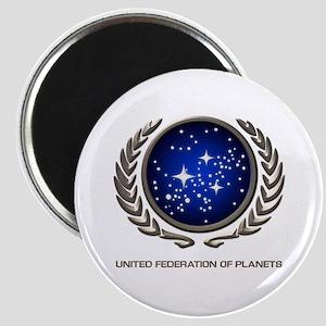 STAR TREK UFP Insignia Magnet