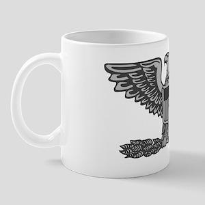 USAF-Col-Silver-Lighter Mug