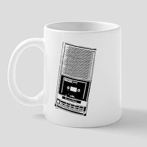 Cassette (White) Mug