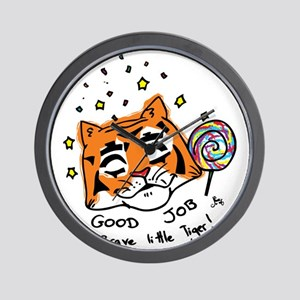 goodjobTigerbrave Wall Clock