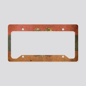 wintageArmenia2 License Plate Holder