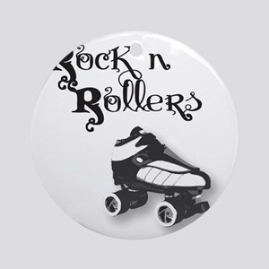 Rock n Rollers new Round Ornament