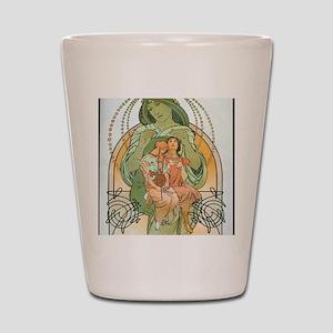ILSEE, PRINCESSE DE TRIPOLI, 1897-001 Shot Glass