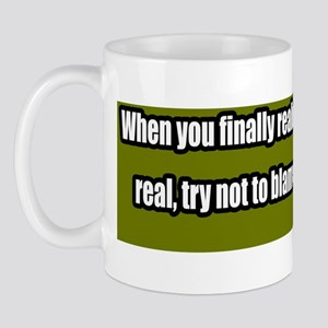 Global-Warming-Femists-Gays-Bumper-Stic Mug