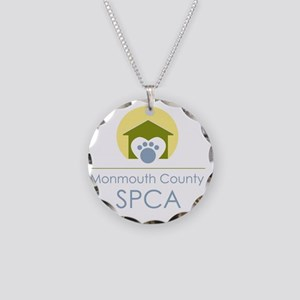 THE Monmouth County SPCA LOG Necklace Circle Charm