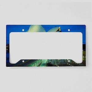 australia13 License Plate Holder