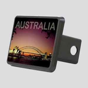 australia14 Rectangular Hitch Cover