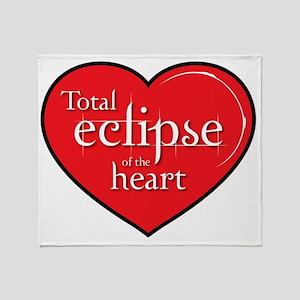 Eclipse Throw Blanket
