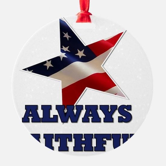 alwaysfaithful23 Ornament