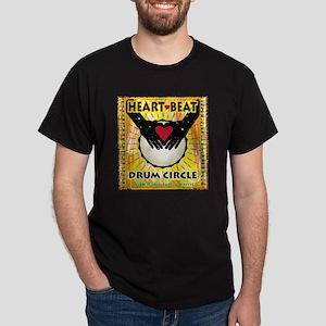 HBDC_WGunnARTcolor Dark T-Shirt