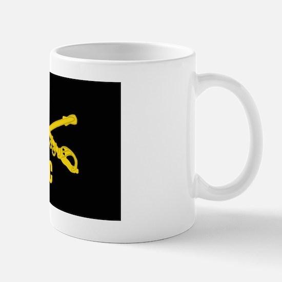 Cavalry -SC (black) Mug