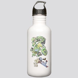trains Stainless Water Bottle 1.0L