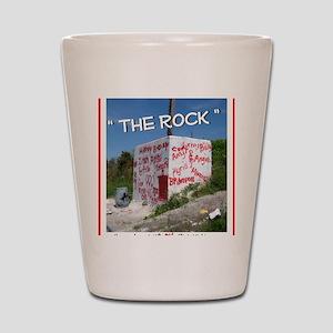 Rock Shot Glass