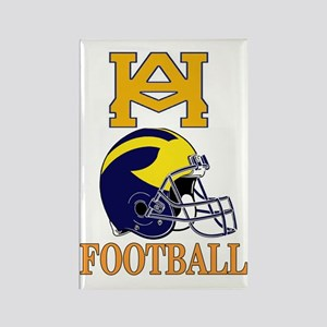 ARTHUR HILL FOOTBALL Rectangle Magnet