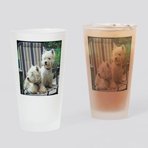Westiechairsq Drinking Glass