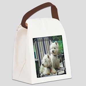 Westiechairsq Canvas Lunch Bag