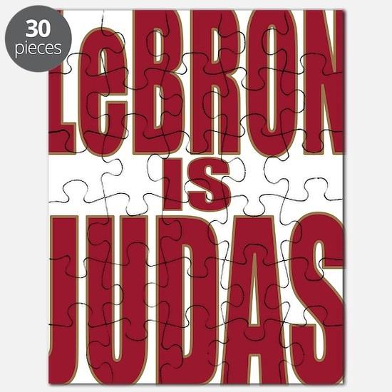 ART LeBron is Judas 3 Puzzle