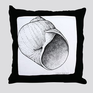 jrnl_moon Throw Pillow