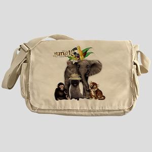 jungleoutthere Messenger Bag