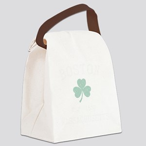 boston-massachusetts-irish Canvas Lunch Bag
