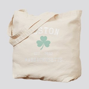 boston-massachusetts-irish Tote Bag
