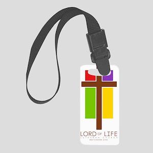 LOL Logo Portrait Small Luggage Tag