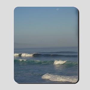 Earlier Morning Surf Mousepad