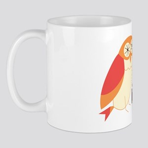 Up All Night Owl Mug