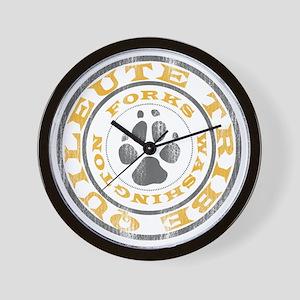 q-tribe-YG Wall Clock