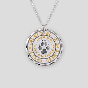q-tribe-YG Necklace Circle Charm