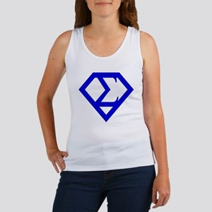 2-supersigma Women's Tank Top