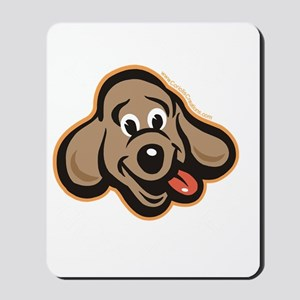 dog-like-best Mousepad
