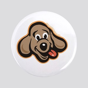 "dog-like-best 3.5"" Button"