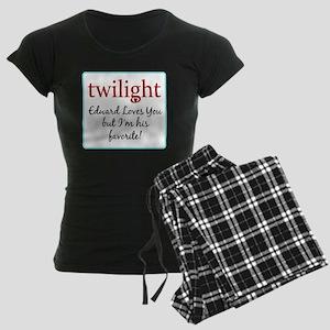 edwardlovesyoub Women's Dark Pajamas