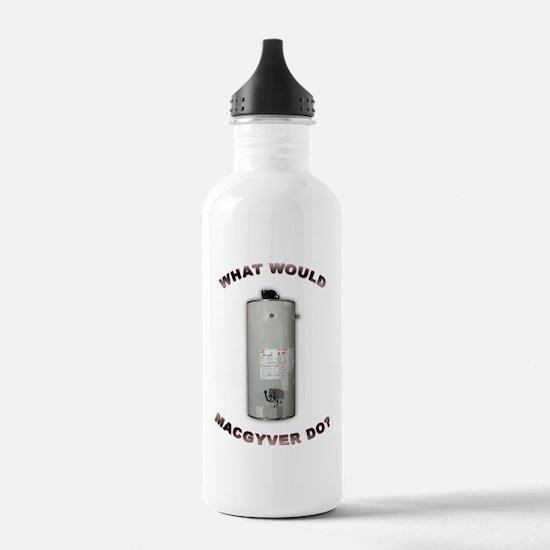 macgyver Water Bottle