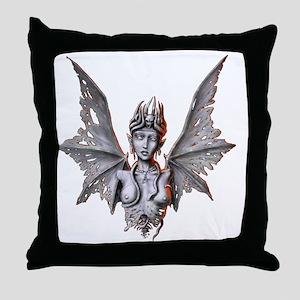 dec lilith  Throw Pillow